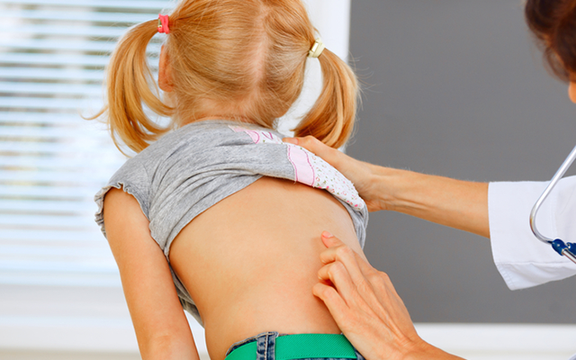 physiotherapy for back problems in children
